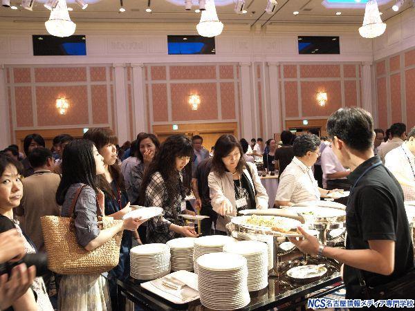 13.美味しい料理でした。名古屋マリオットホテルさん、ありがとうございました。